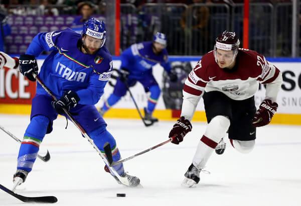 Италия – Латвия 14 мая 2019 год