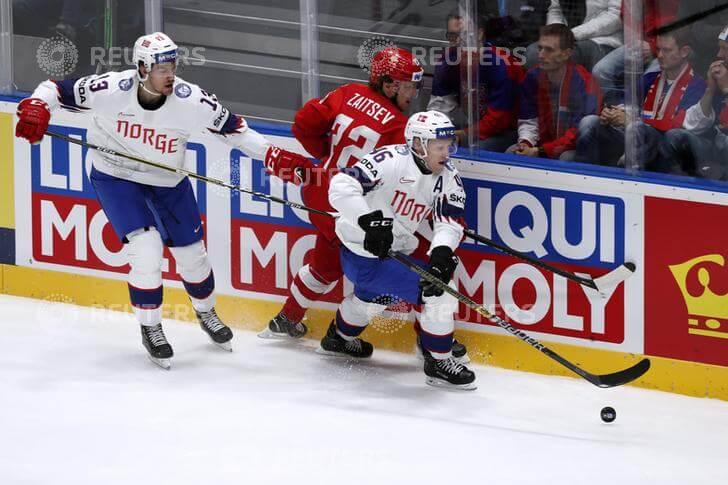 Норвегия – Чехия 11 мая чемпионат мира по хоккею