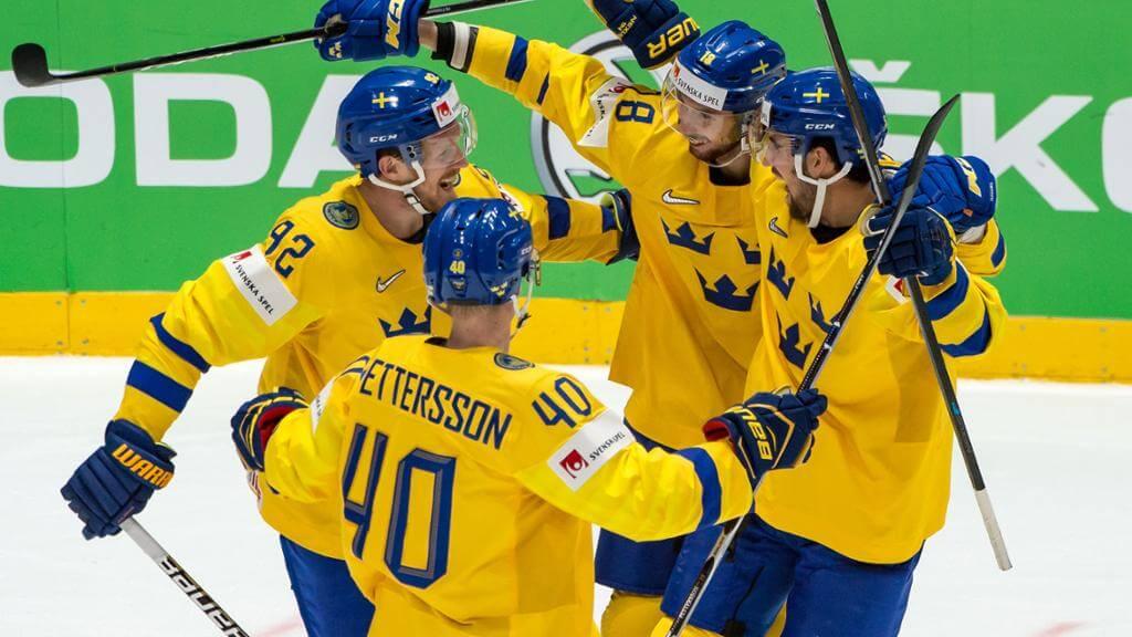 Финляндия – Швеция 2019