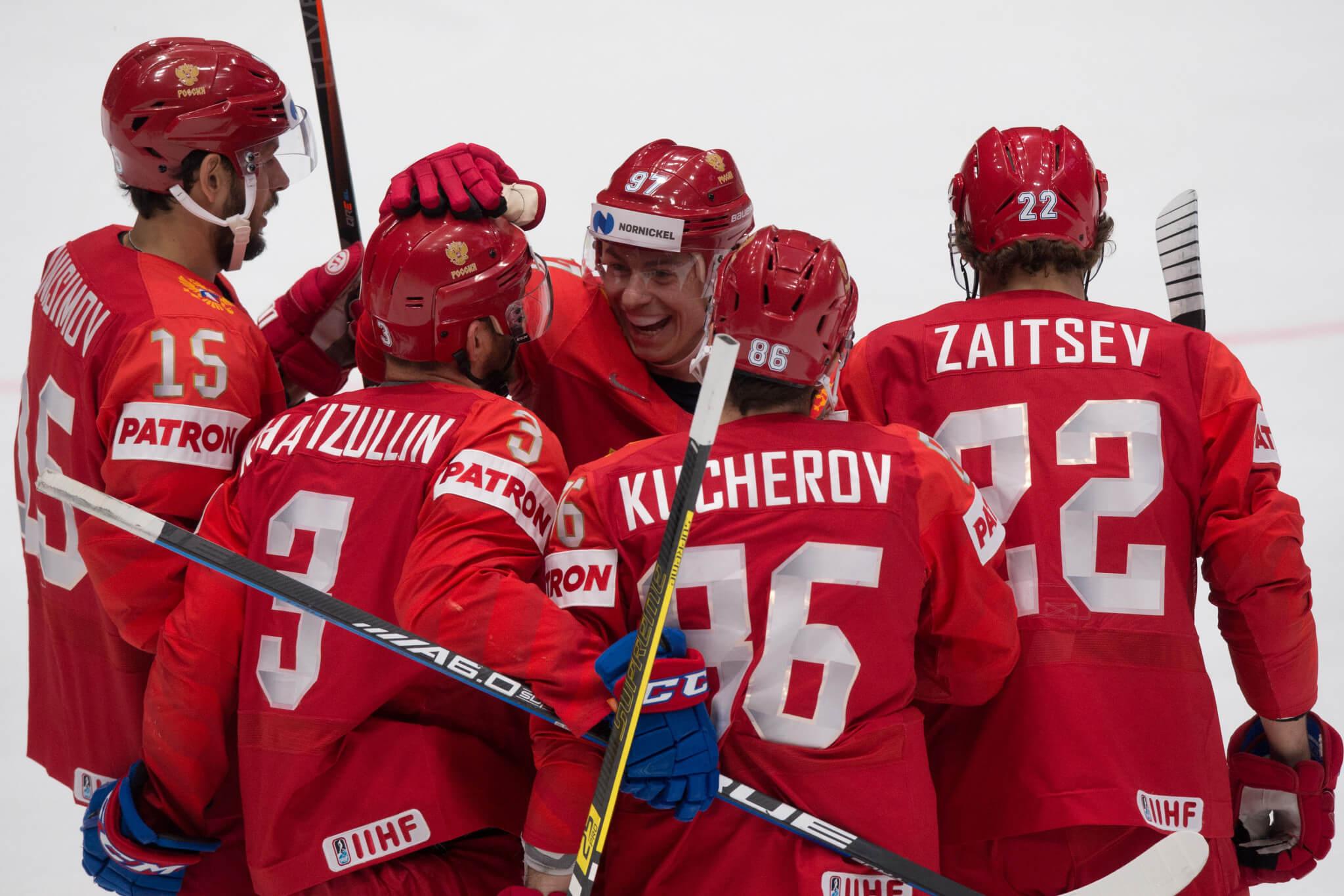 прогноз матча ЧМ по хоккею Швеция — Россия 21 мая 2019 год