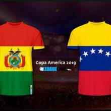 Прогноз матча Боливия – Венесуэла 22 июня