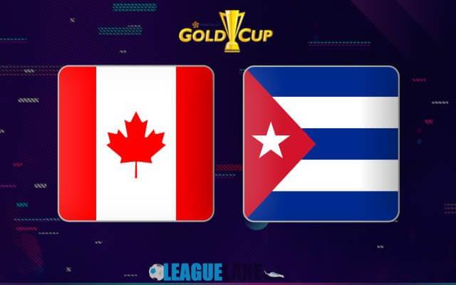 прогноз матча Канада - Куба 24 июня 2019 года КОНКАКАФ