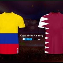 Прогноз матча Колумбия — Катар 20 июня