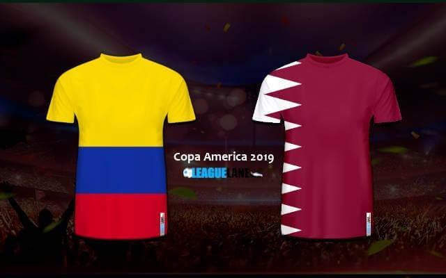 прогноз на игру Колумбия — Катар 20 июня 2019 год