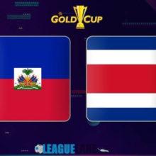 Прогноз матча Гаити — Коста-Рика 25 июня