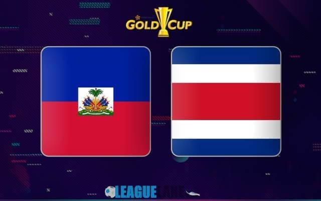 Гаити — Коста-Рика 25 июня 2019