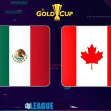 Прогноз матча Мексика — Канада 20 июня