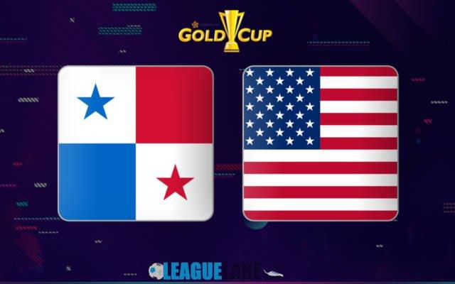 Панама — США 27 июня 2019 футбольный матч