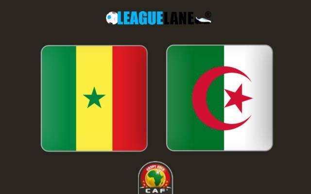 футбольный матч Сенегал – Алжир 27 июня 2019 год