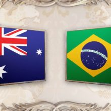 Прогноз матча Австралия – Бразилия 13 июня