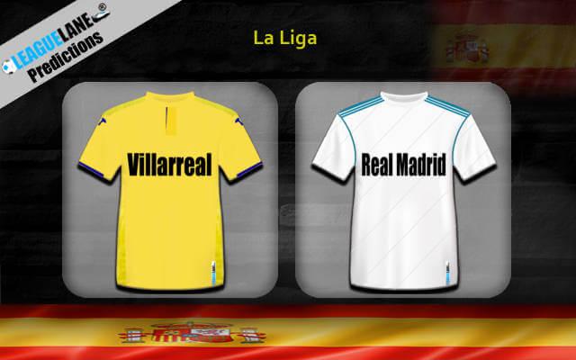 Вильярреал — Реал Мадрид
