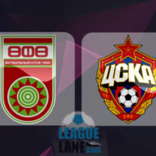 Прогноз матча ЦСКА – Уфа 30 октября