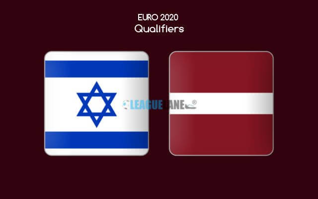 Израиль – Латвия 15 октября 2019