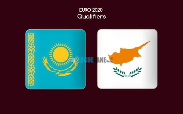 Казахстан — Кипр 2019