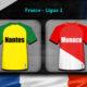 Прогноз матча Нант – Монако 25 октября