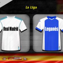 Прогноз матча Реал Мадрид – Леганес 30 октября