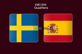 Прогноз матча Швеция – Испания 15 октября