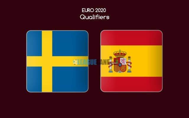 Швеция – Испания 15 октября