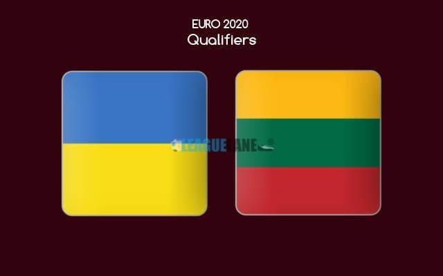 Украина — Литва 11 октября 2019 прогноз