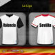 Прогноз матча Валенсия – Севилья 30 октября