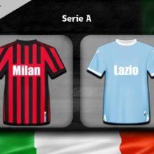 Прогноз матча Милан – Лацио 3 ноября