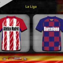 Прогноз матча Атлетико – Барселона 1 декабря