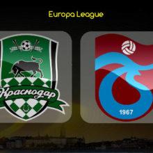 Прогноз матча Краснодар – Трабзонспор 7 ноября
