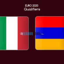 Прогноз матча Италия – Армения 18 ноября