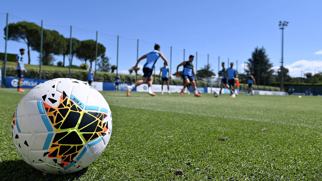 Чемпионат Италии футбол