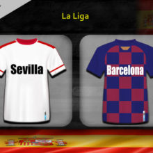 Прогноз на матч Севилья – Барселона 19 июня