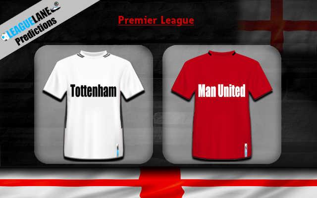 Прогноз на матч Тоттенхэм - Манчестер Юнайтед 19 июня