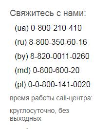 Обзор букмекерской конторы Париматч