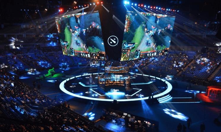 Онлайн-трансляция киберспортивных турниров